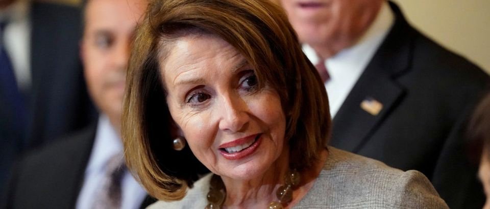 Nancy-Pelosi-Bible-Reuters