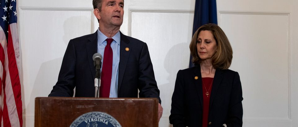 VA Governor Northam Holds Press Conference To Address Racist Yearbook Photo
