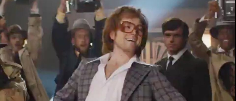 Rocketman (Credit:Screenshot/Twitter Video https://twitter.com/rocketmanmovie/status/1098578083563462656?s=21)
