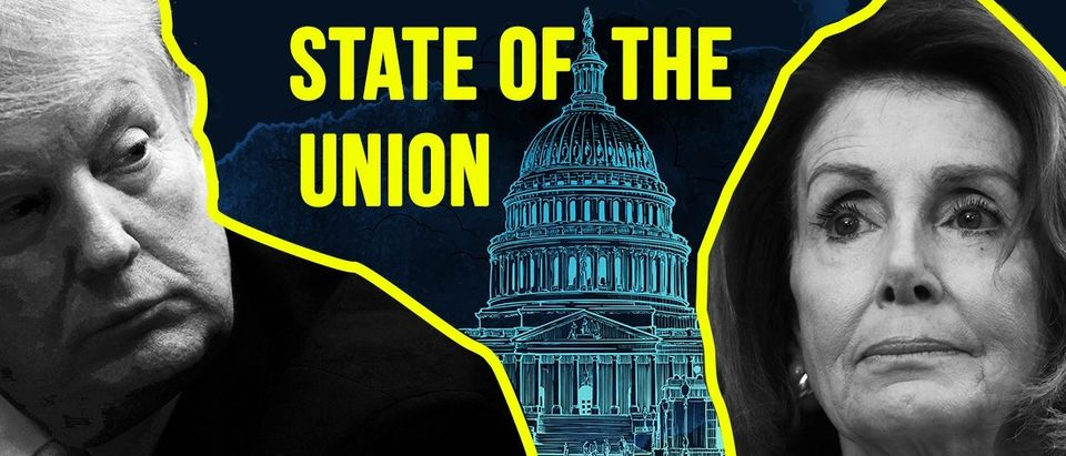 President Donald Trump's 2019 State of the Union to Congress