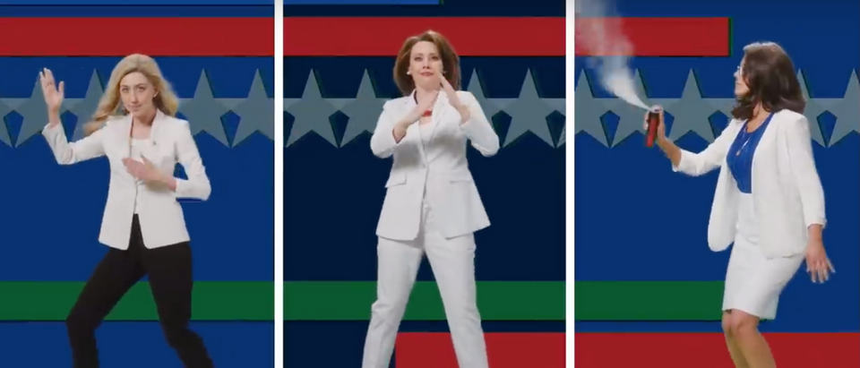 'SNL' skit features 'Women of Congress.' Screen Shot/NBC