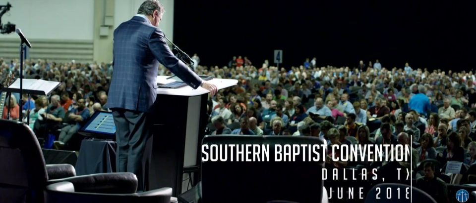 Southern Baptist Convention 2018 (YouTube screenshot/Bellevue Baptist Church)
