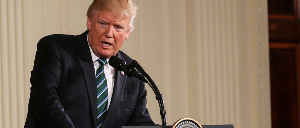 Donald Trump. Shutterstock