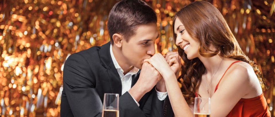 Valentine's Date (Shutterstock/ Dima Sidelnikov)