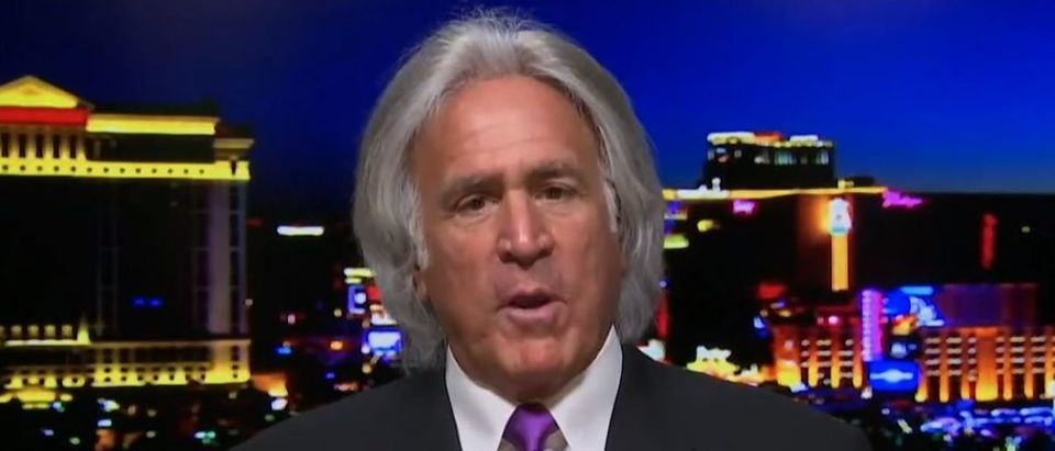 Fox News legal analyst Bob Massi passed away Feb. 6, 2019. YouTube screenshot/Fox News