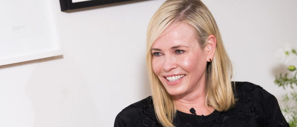 Chelsea Handler attends 'LinkedIn Hosts a panel discussion with Issa Rae and Chelsea Handler' at The Art of Elysium Center on March 7, 2018 in Los Angeles, California. Emma McIntyre/Getty Images