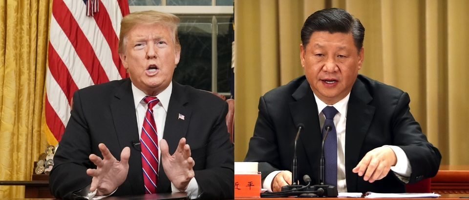 President Donald Trump and Chinese President Xi Jinping are slated to hold a summit in late March. Carlos Barria-Pool/Getty Images and Mark Schiefelbein-Pool/Getty Images