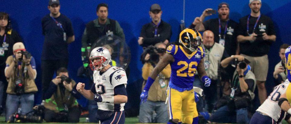 Tom Brady Super Bowl 53