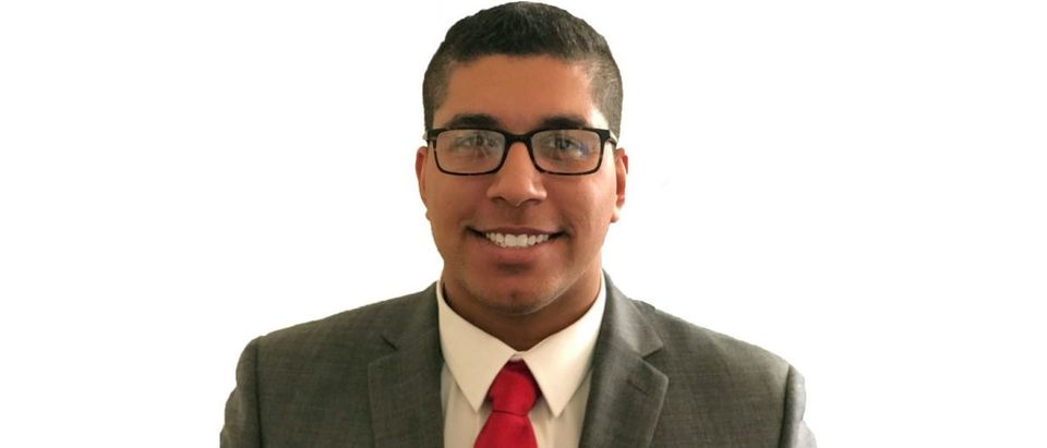 Joe Moralez, 26, hopes to be the Republican nominee in the Pennsylvania 12th congressional district special election. Photo courtesy of Moralez