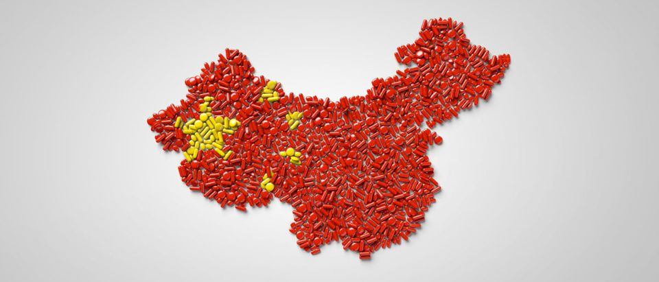 China is seeking to grow its role as an innovator in the pharmaceutical industry. Shutterstock image via Digital Deliverance