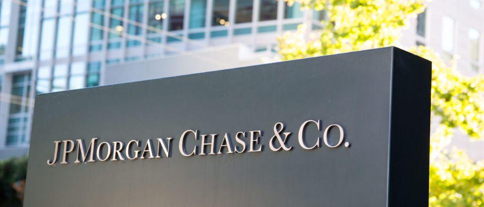 JPMorgan is the largest bank in the U.S. Shutterstock image via user Bjorn Bakstad