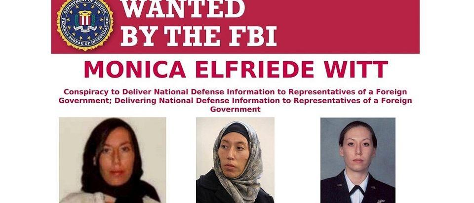 Monica Witt / FBI