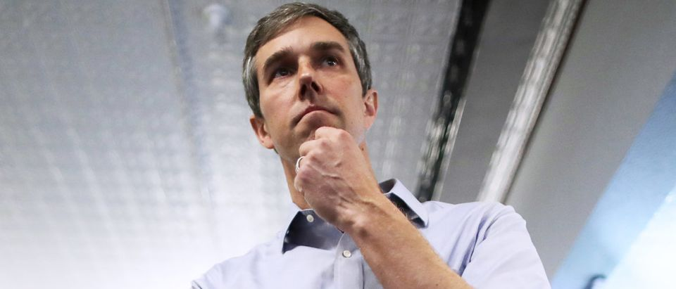 Beto O'Rourke Begins First Campaign Swing In Iowa As A Presidential Candidate