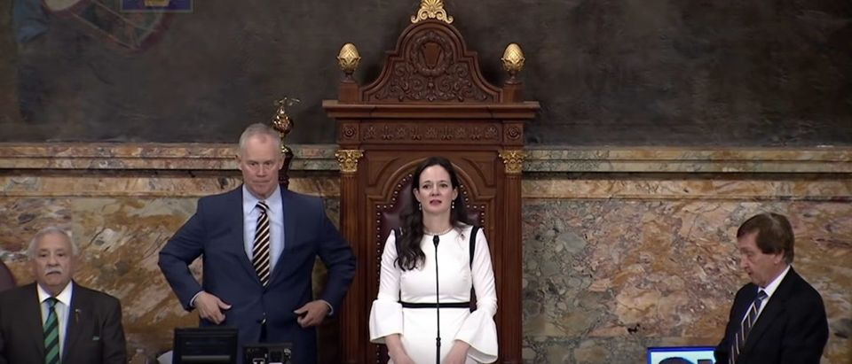 Borowicz's Invocation (YouTube Screenshot/Pa. House Video)
