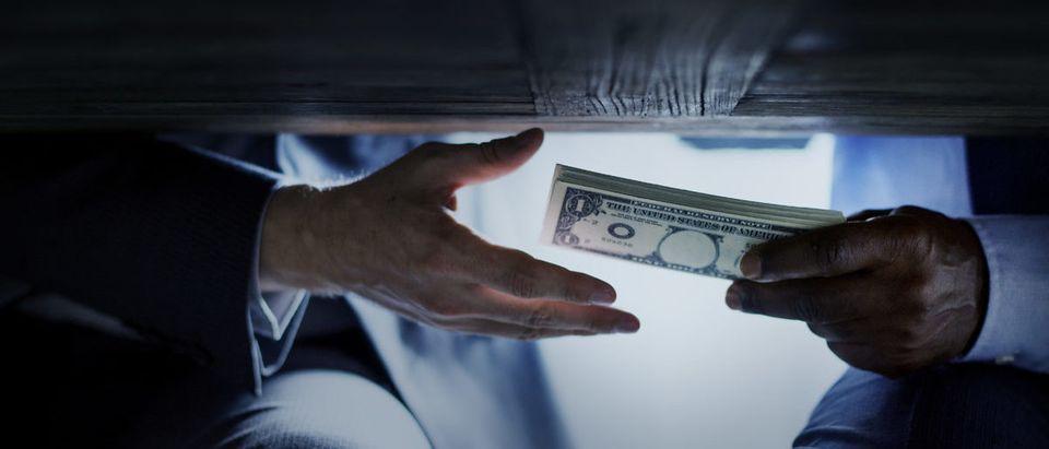 Bribery-Shutterstock
