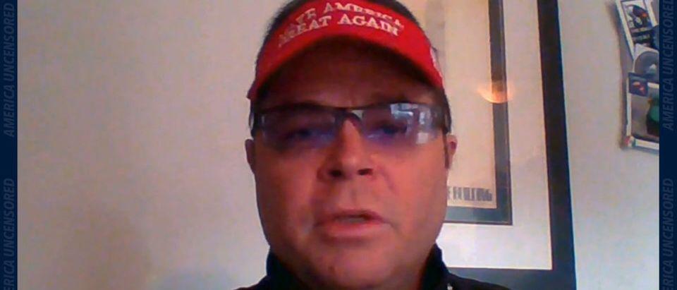 Dion Cini, Trump Supporter
