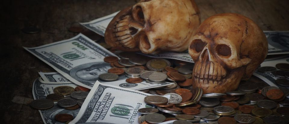 Millions of dollars of social security were paid to dead people. SHUTTERSTOCK/ Onchira Wongsiri