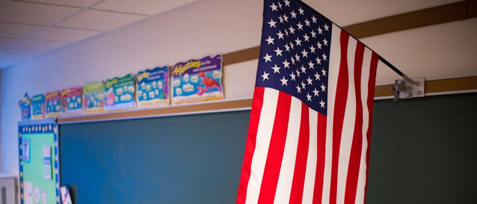 A substitute teacher was fired after reportedly telling a student to go back to Mexico. SHUTTERSTOCK/ Tom DeCicco