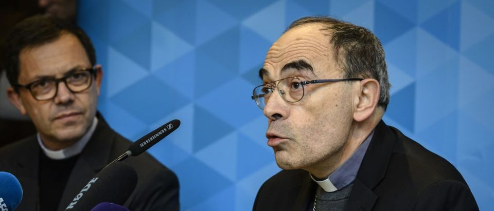 FRANCE-VATICAN-RELIGION-CHILDREN-ABUSE-TRIAL-RESIGNATION