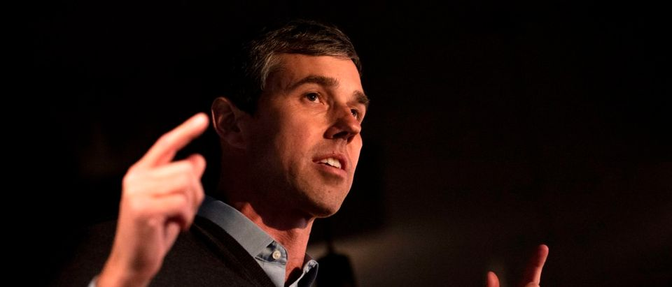 US-POLITICS-ELECTION-VOTE-2020-O'ROURKE