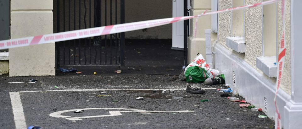 Teenagers Crushed To Death At St Patrick's Day Party