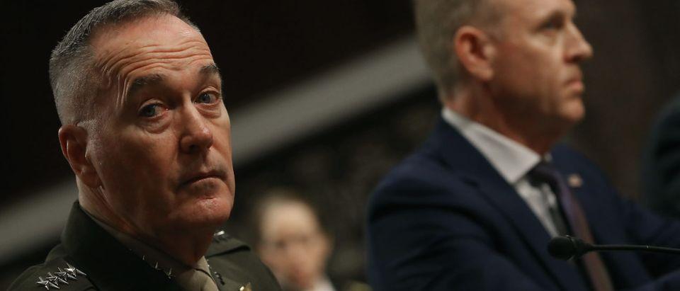 Acting Defense Secretary Patrick Shanahan Testifies Before Senate Armed Services Committee