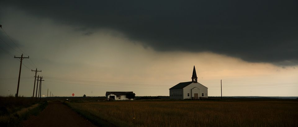 Center For Severe Weather Research Scientists Search For Tornadoes To Study