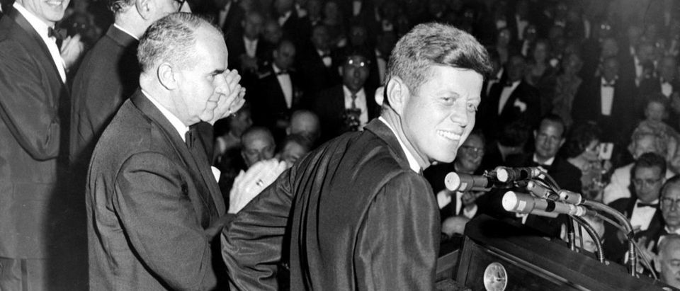 FILES-POLITICS-HISTORY-KENNEDY