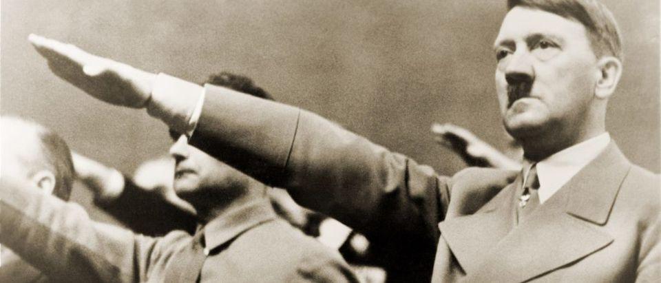 """A teacher is under fire after saying Hitler was a """"good leader."""" SHUTTERSTOCK/ Everett Historical"""
