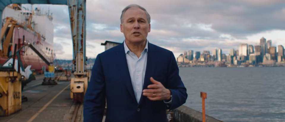 Source: Screenshot of Jay Inslee/Youtube