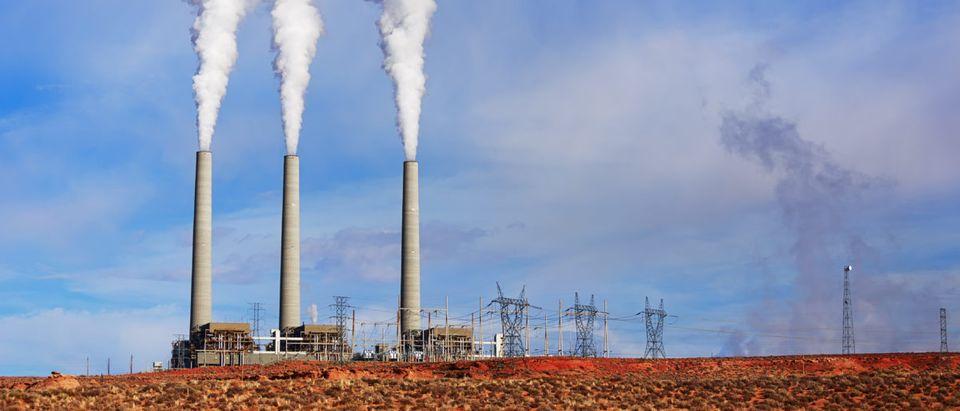 Navajo Generating Station. Shutterstock