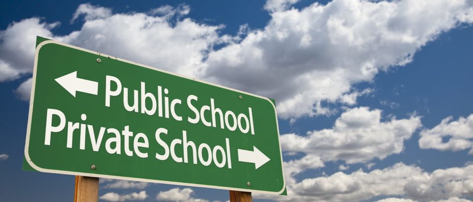 Private schools in New York are suing over public education officials getting to inspect private schools. SHUTTERSTOCK/ Andy Dean Photography