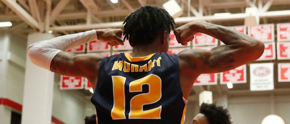 Ja Morant (Credit: Brian Spurlock-USA TODAY Sports - Via Reuters)