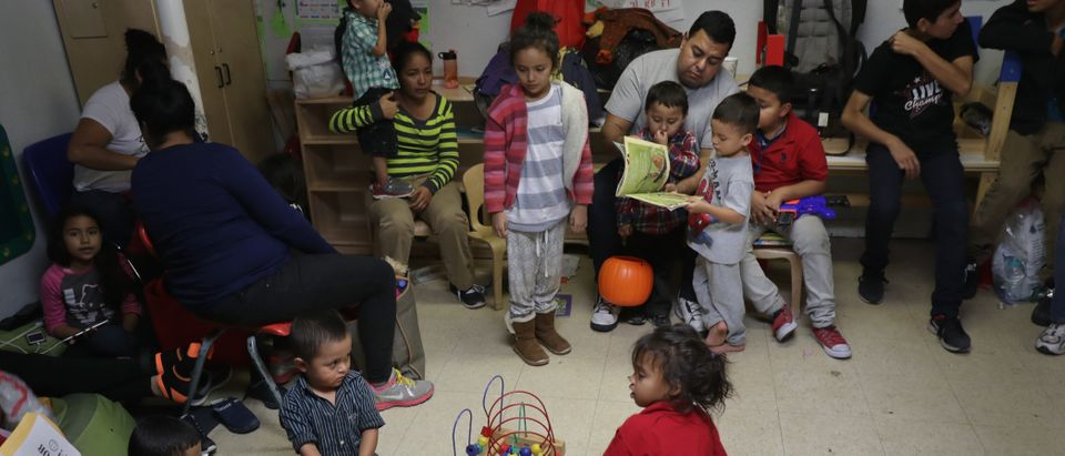 Number Of Immigrant Asylum Seekers Surges In Texas' Rio Grande Valley