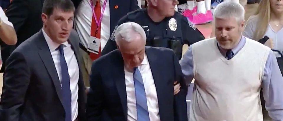 Roy Williams (Credit: Screenshot/Twitter Video https://twitter.com/SportsCenter/status/1101995751847194626)