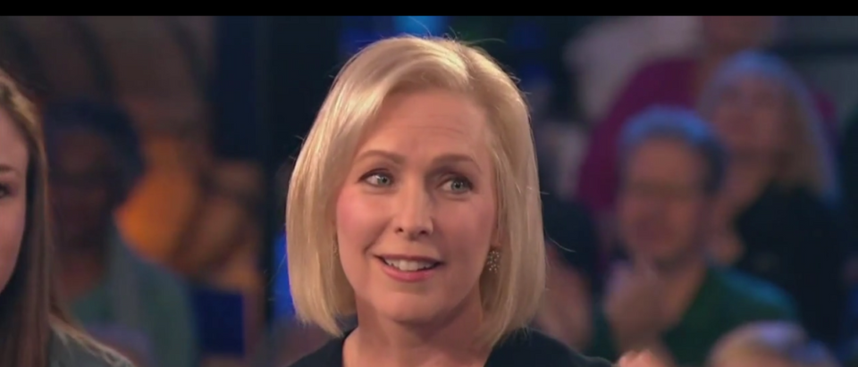 Gillibrand Claims Best Voting Record Against Trump's Nominees