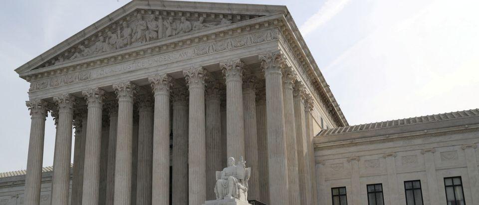 The U.S. Supreme Court in Washington, D.C. as seen on March 20, 2019. REUTERS/Leah Millis