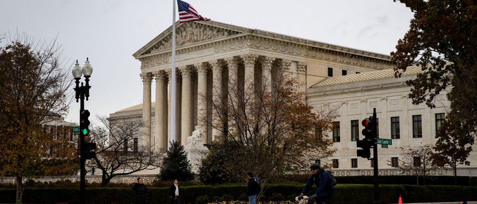 The Supreme Court as seen on November 13, 2018. REUTERS/Al Drago