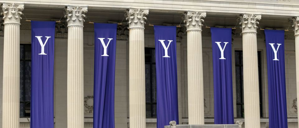 Yale rescinded an admission for a student allegedly linked to the bribery scandal. SHUTTERSTOCK/f11photo