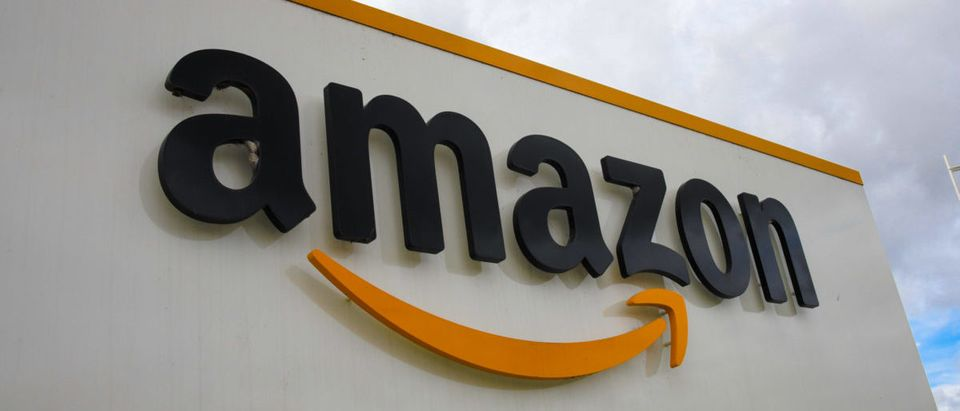 FRANCE-US-ECONOMY-RETAIL-INTERNET-COMPANY-AMAZON