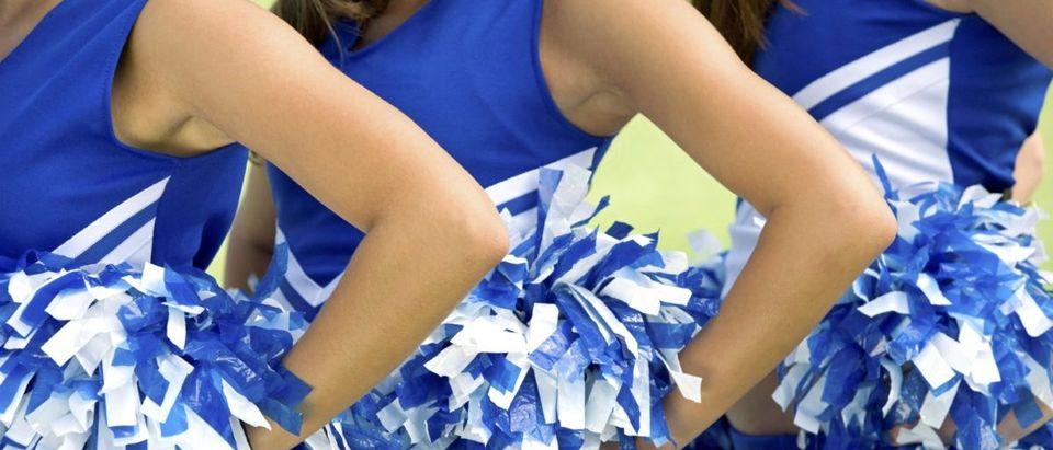 cheerleader-Shutterstock