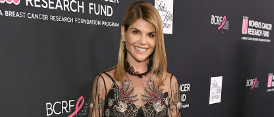 Lori Loughlin Indicted
