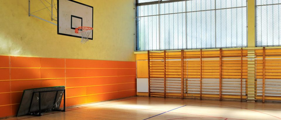 Board members voted to expand access to a homeless shelter in a school gym. SHUTTERSTOCK/ dotshock