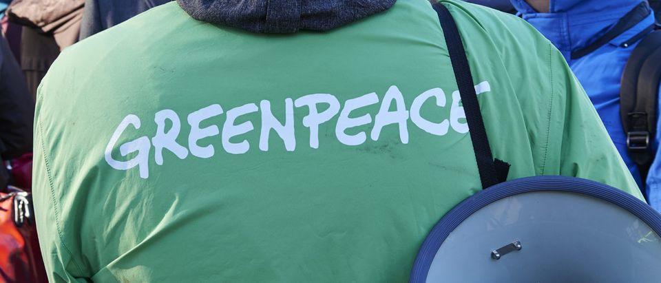 Greenpeace is distancing itself from Green New Deal critic and ecologist Patrick Moore, dubiously claiming the former activist is not one of its co-founders. Source: CapturePB/Shutterstock
