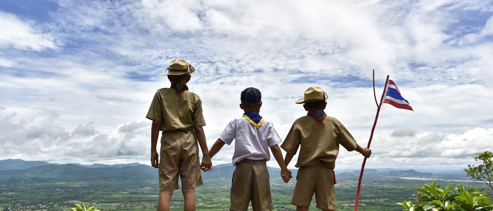 Boy Scouts are suggesting a suspected sex offenders registry. Shutterstock Sirisak_baokaew