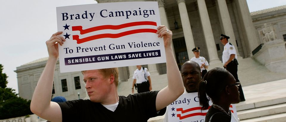 Supreme Court Issues Rulling On DC Gun Ban