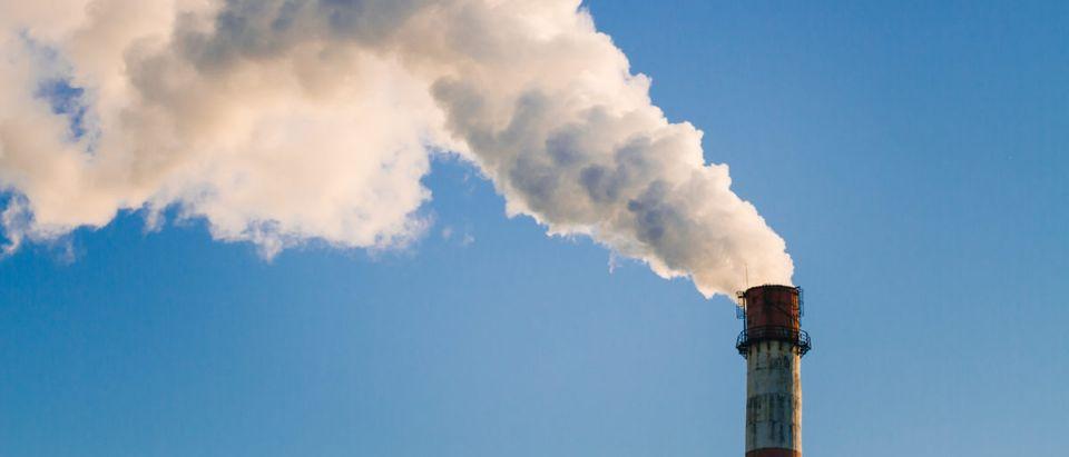 Carbon Dioxide. Shutterstock