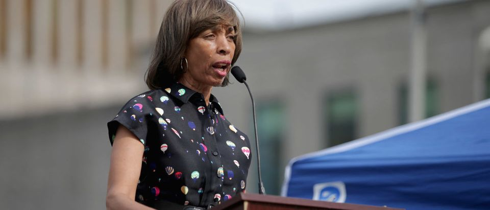 Catherine-Pugh-Getty Images