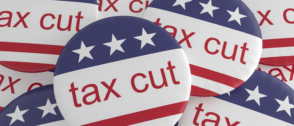 Democrats Trick Americans Into Thinking They Didn't Get Tax Cuts Shutterstock cbies