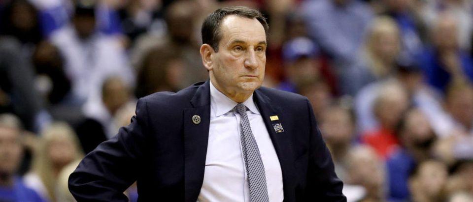 NCAA Basketball Tournament - East Regional - Washington DC